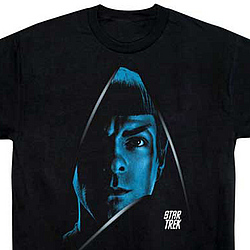Star Trek Movie Dark Spock T-Shirt