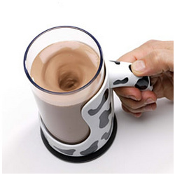 Moo Mixer Supreme :  chocolate milk idea milk gift ideas