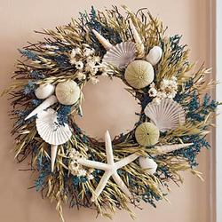Sea Shore Wreath :  recommender idea finders finds