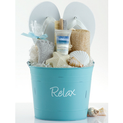 Beachcomber Spa Gift Basket :  recommender idea finders finds