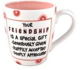 Friend for Life Mug