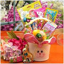 Cottontail's Hopping Easter Gift Basket