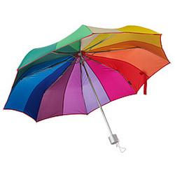 Color Spectrum Travel Umbrella