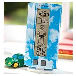 Kids Digital My First Weather Station