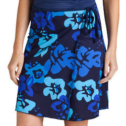 Wrap Swim Skirt with UPF 50+