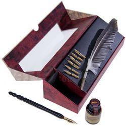 Feather Pen Set