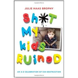 Sh*t My Kids Ruined - An A-Z Celebration of Kid-Destruction Book