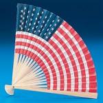 USA Flag Fans